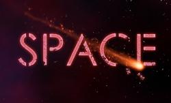 Space Logo Conceptual by circuitbomb