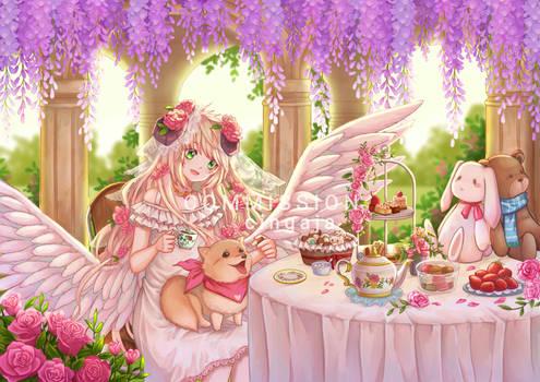 Comm: Afternoon tea