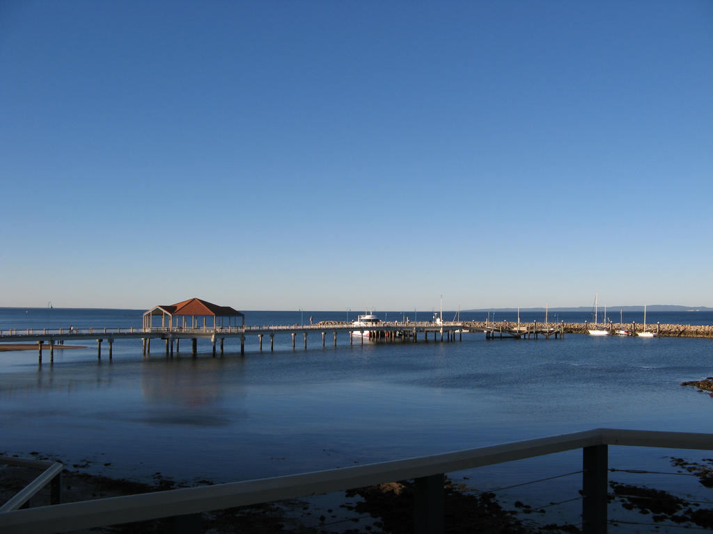 Redcliffe jetty 1 by fa-stock