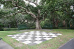 Large Chess board 3699