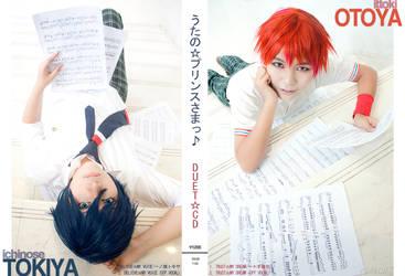 Uta no Prince-sama: Duet CD. by solatomato