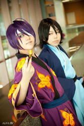 AFA XI: Takasugi to Katsura 2 by solatomato