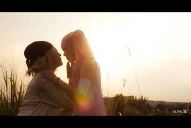 FF XIII: Reunite. by solatomato