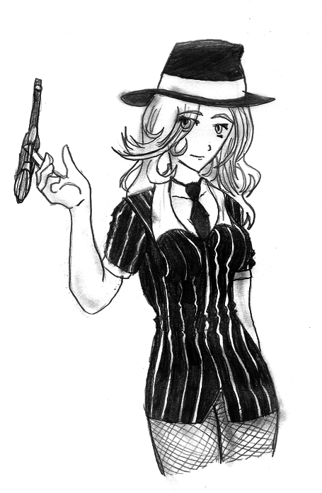 1920s gangster girl by keioseth on deviantart 1920s gangster girl by keioseth voltagebd Gallery