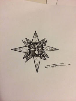 A quick little doodle
