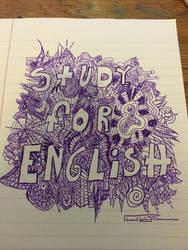 A School Doodle