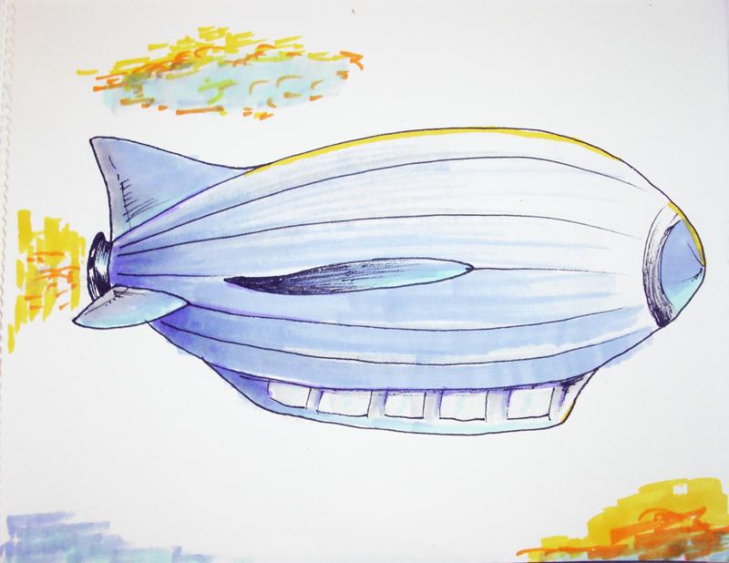 Zeppelin by by-Atx