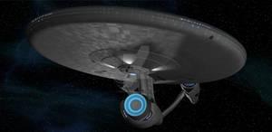 USS Enterprise render1
