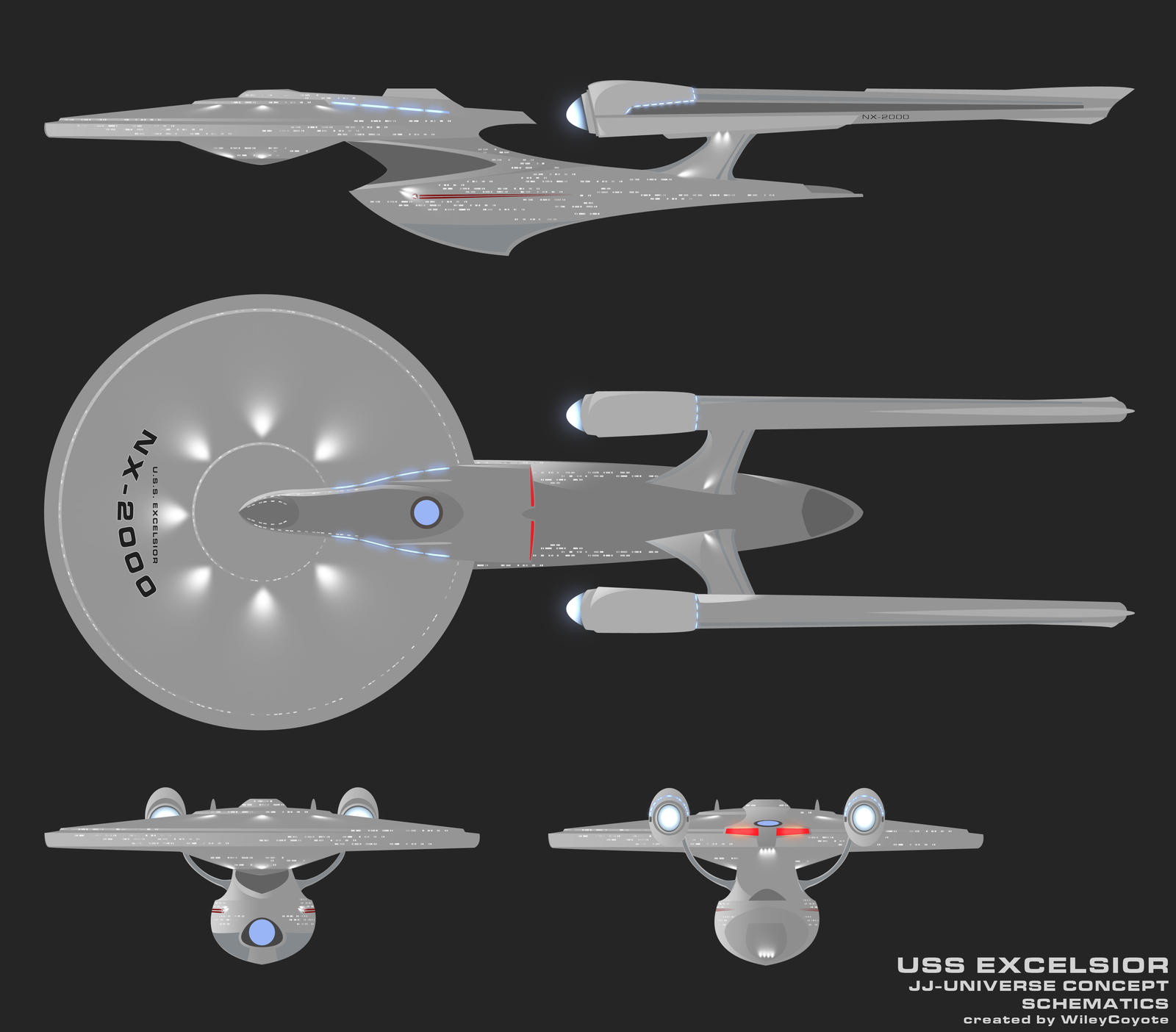 JJ-Excelsior schematics by trekmodeler on DeviantArt
