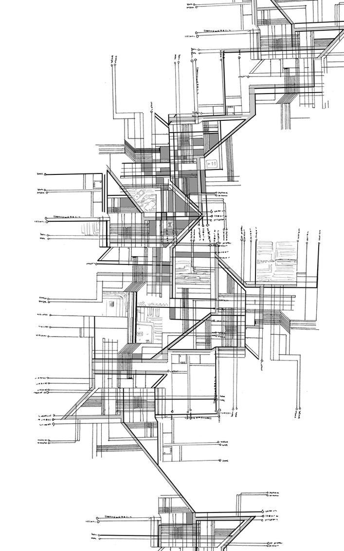 circuitry city by trekmodeler on deviantart