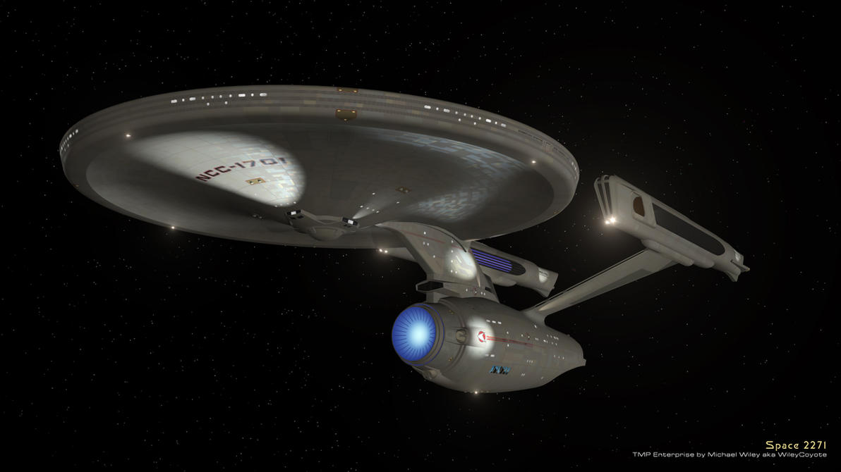 Space 2271 by trekmodeler