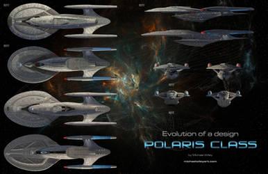 Evolution of a design - Polaris Class