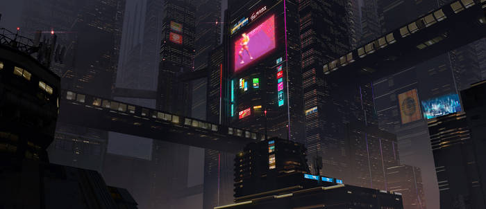 Tower City concept