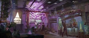 Tower City concept 3 - Plant shop