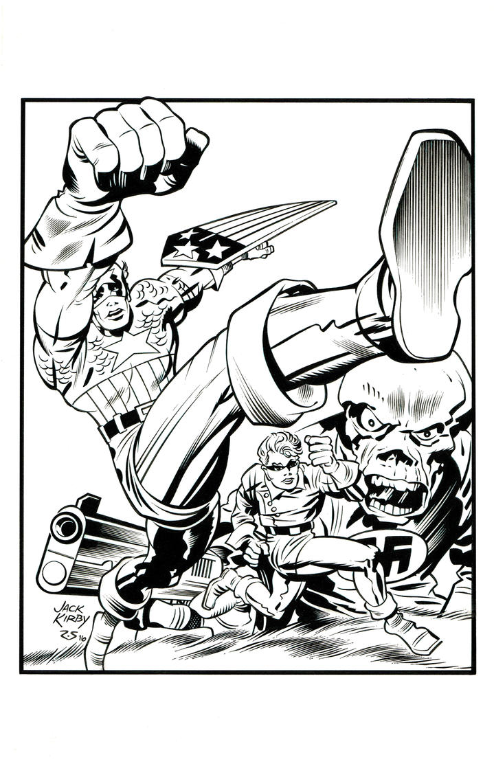 Captain America Coloring Book Pages Lago - Worksheet & Coloring Pages