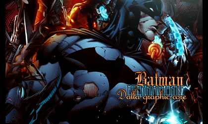 Batman Eternamente by L10-DALLA