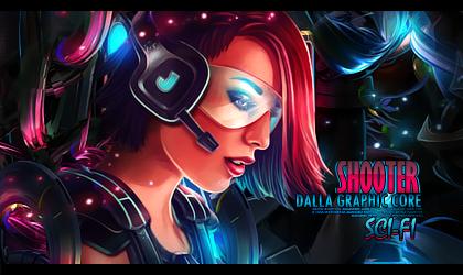 Sci-fi shooter by L10-DALLA