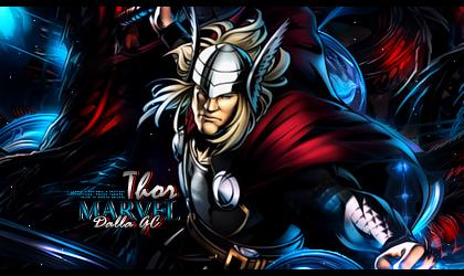 Thor M A R V E L by L10-DALLA