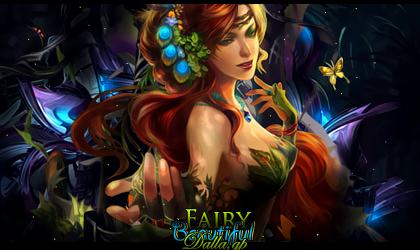 Beautiful Fairy by L10-DALLA