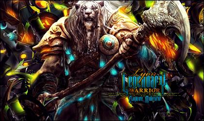 Lyon Warrior by L10-DALLA