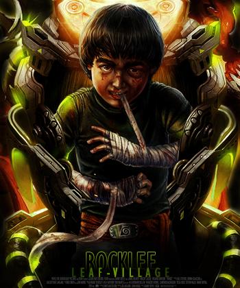 Game Render #44 [Inscripciones] Rocklee_by_l10_dalla-d78wuqc
