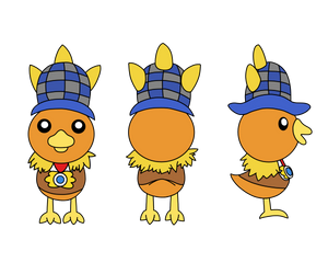 Chirp The Torchick Detective Reference