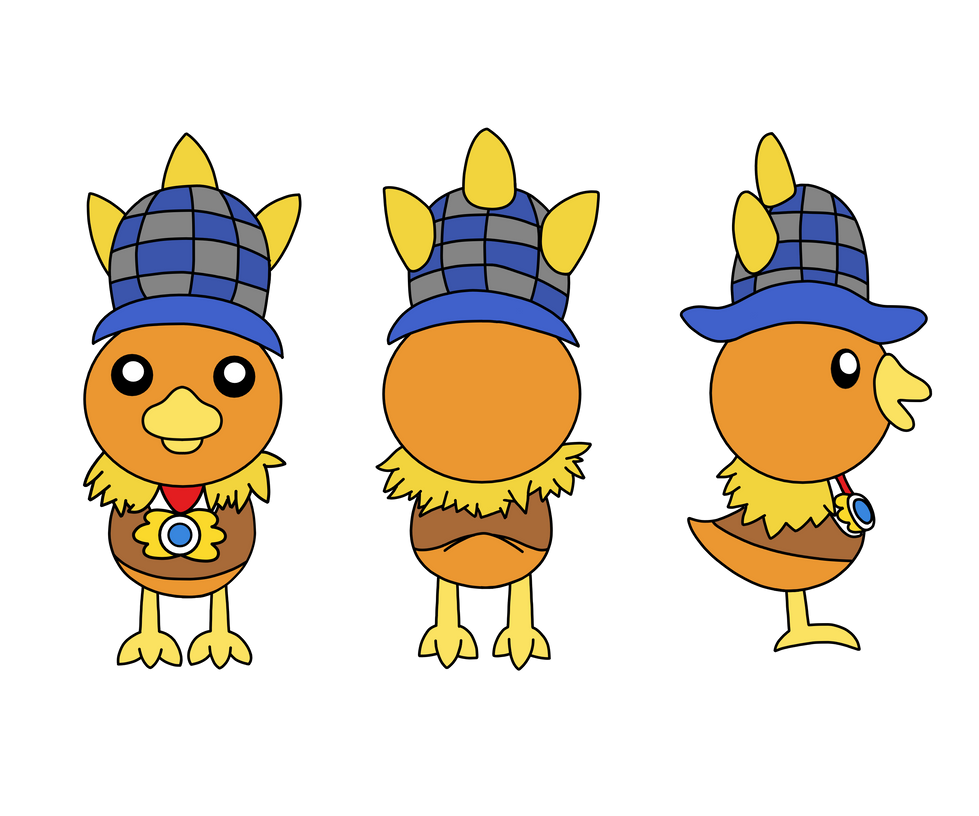 Chirp The Torchic Detective Reference (Bio)