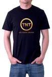 TNT TV Black T-shirt