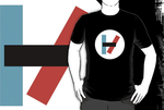 TWENTY ONE PILOTS BAND Black T-shirt