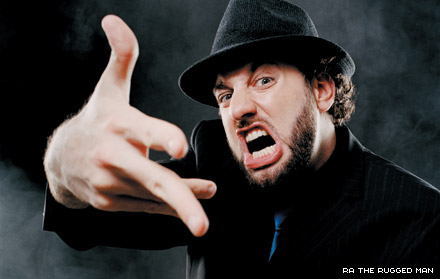 Captivating ... R.A. The Rugged Man By Gainrrom