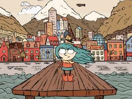 Hilda in trolberg by xiaodynasty