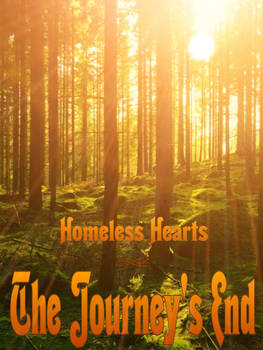 Cover redo - 'Homeless Hearts: The Journey's End'
