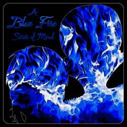 A Blue Fire State of Mind - playlist art