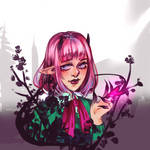 Demon girl - day version