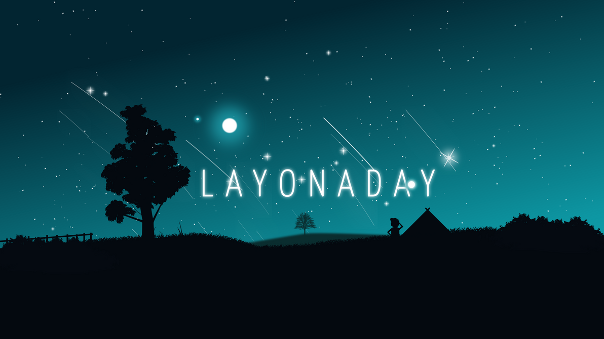 Camping by layonaday