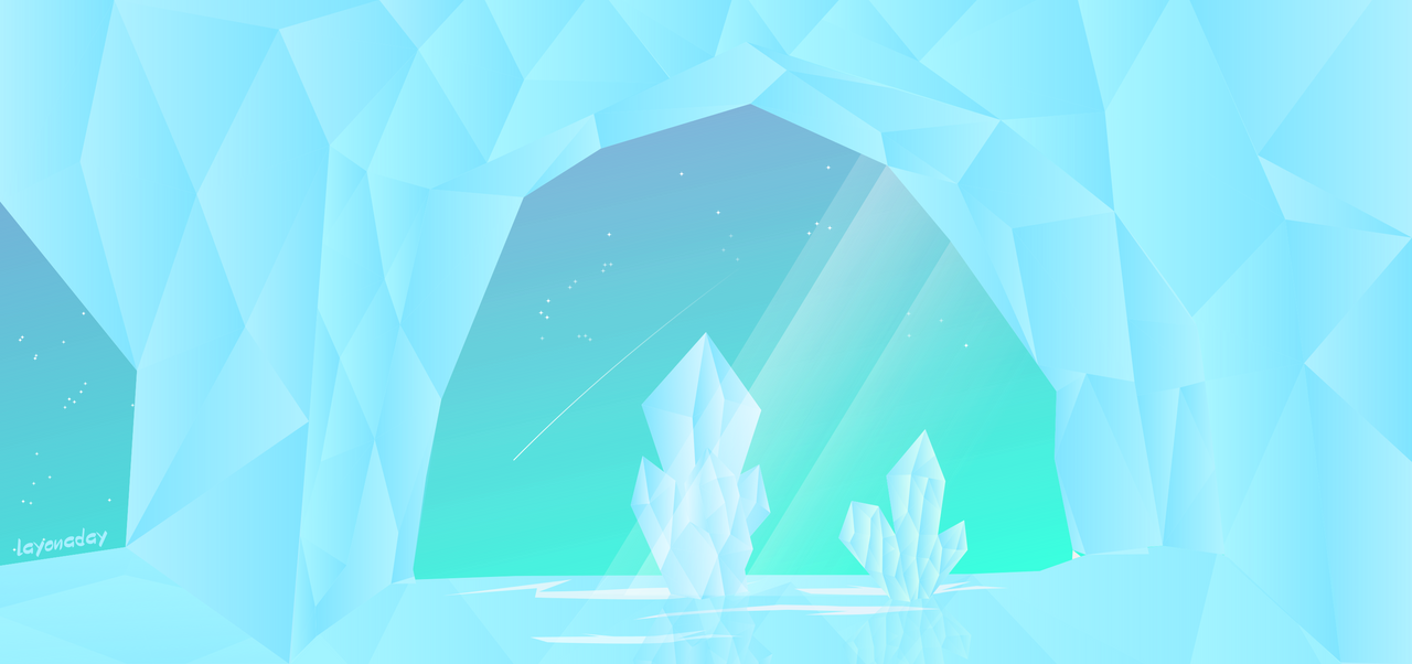 Crystal Cave by layonaday