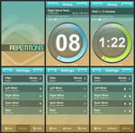 iPhone App. Repetitions