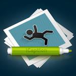 Icon. iCaption