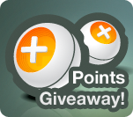 points giveaway by KriGH