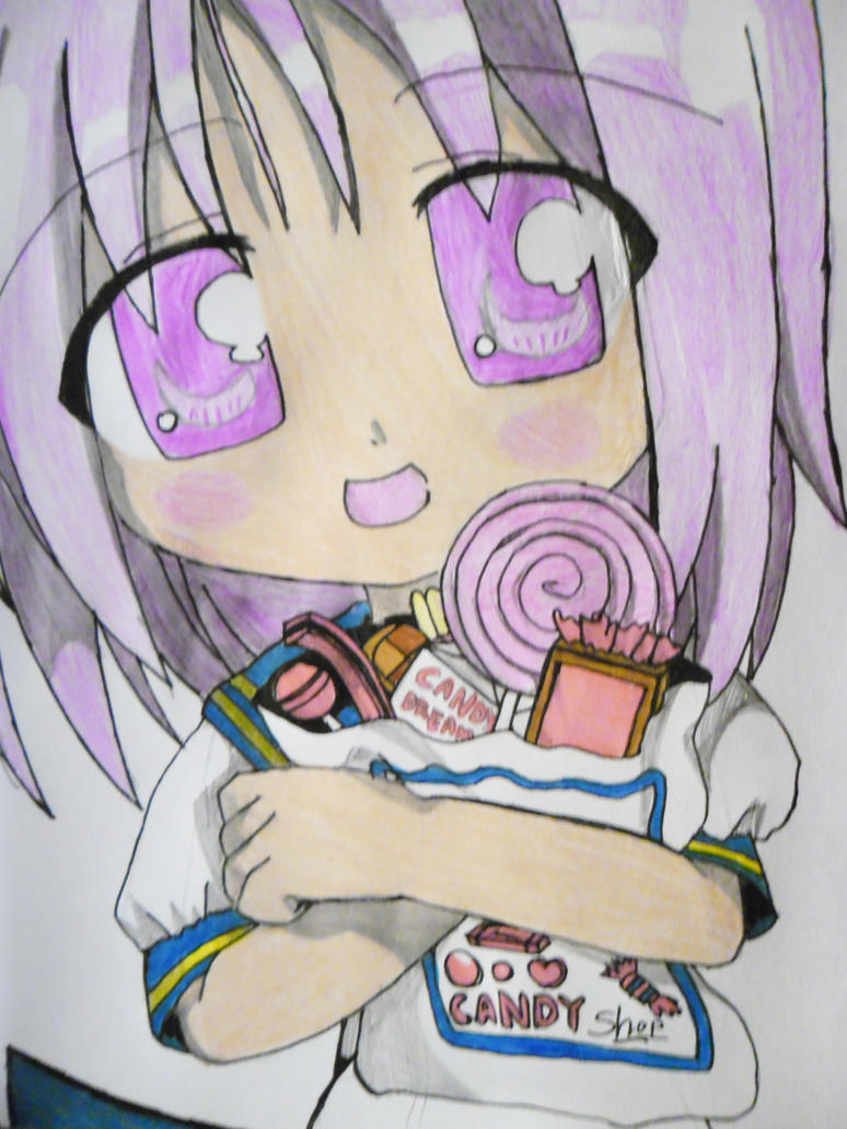 Images Of Candy Loving Good tsukasa the candy loversashastub on deviantart