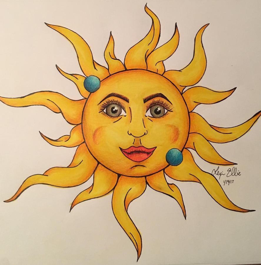 Sunny Smiles by Babybee-Babybreeze