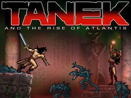 Tanek - Splash Screen