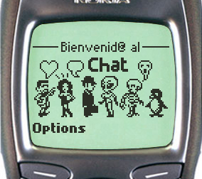 Chat - Splash screen by Alberto-H