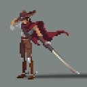 Western Character test x2 by Alberto-H