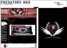 Predators MKK Project by GarfieldPP