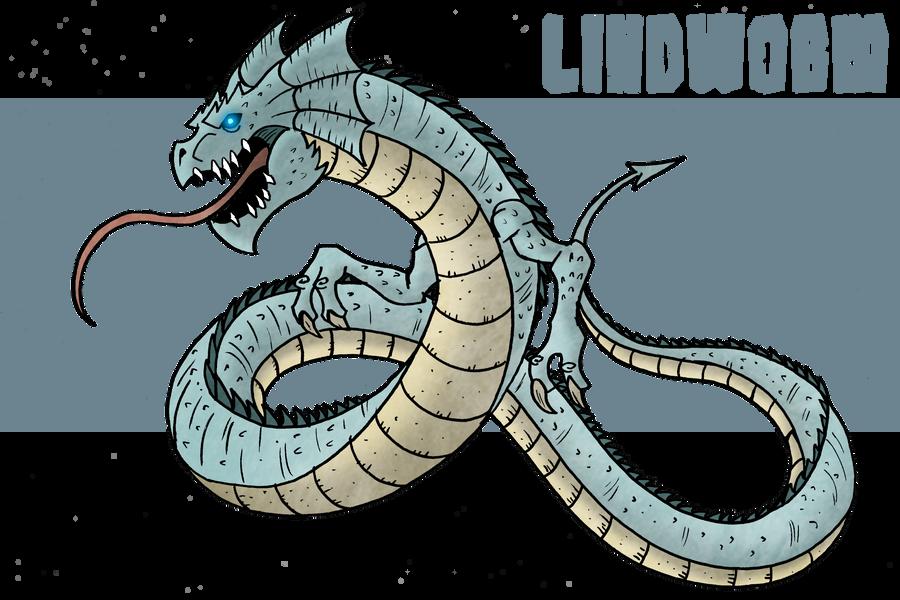 Lindworm Dragon: Lindworm By McSlackerton On DeviantArt