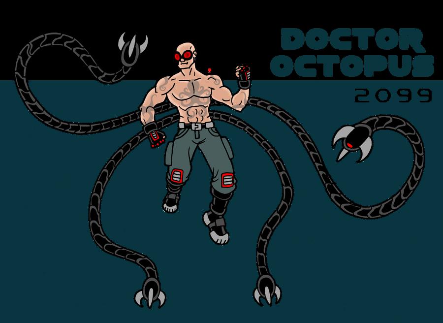 Doctor Octopus 2099 | www.imgkid.com - The Image Kid Has It!