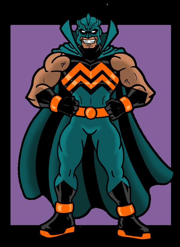 Supervillain >> The Masked Mutant by McSlackerton on DeviantArt
