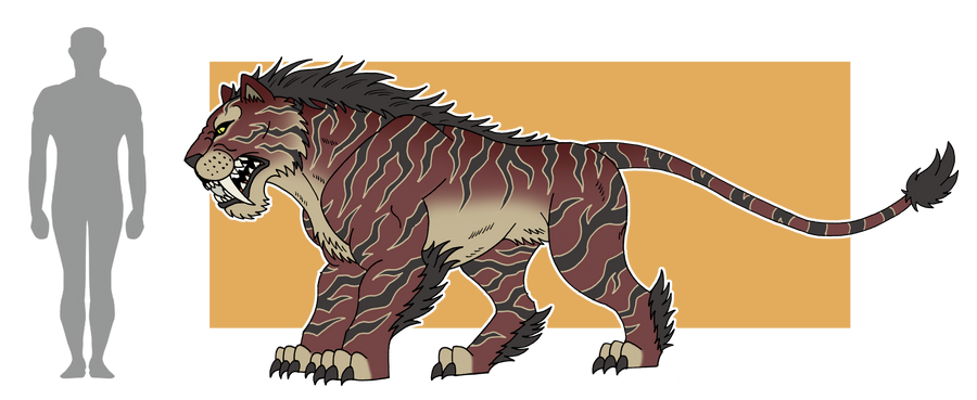 Looks sort of like this in terms of its body plan. (Credit to image goes to McSlackerton on DeviantArt)