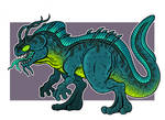 Venusian Predator (The Third)